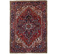 Link to 7' 2 x 9' 7 Heriz Persian Rug