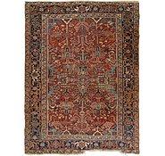 Link to 7' 7 x 9' 10 Heriz Persian Rug