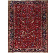 Link to 7' 3 x 9' 8 Heriz Persian Rug