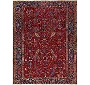 Link to 7' 3 x 9' 8 Heriz Persian Rug