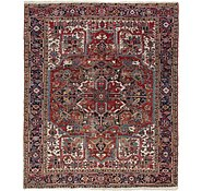 Link to 8' 3 x 9' 10 Heriz Persian Rug