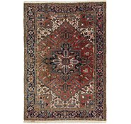 Link to 6' 4 x 8' 10 Heriz Persian Rug