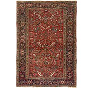 Link to 6' 9 x 10' Heriz Persian Rug