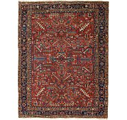 Link to 9' 8 x 12' 4 Heriz Persian Rug