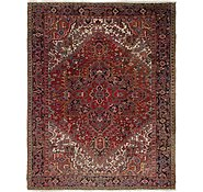 Link to 8' 2 x 10' 7 Heriz Persian Rug