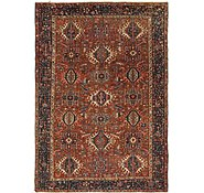 Link to 7' 8 x 10' 8 Heriz Persian Rug