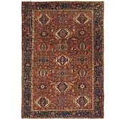 Link to 7' 8 x 10' 8 Heriz Persian Rug