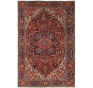 Link to 7' x 10' 10 Heriz Persian Rug