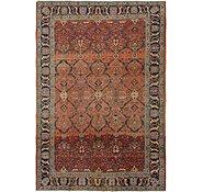 Link to 7' 6 x 10' 9 Heriz Persian Rug
