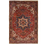 Link to 7' 10 x 11' 7 Heriz Persian Rug