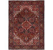 Link to 8' 7 x 11' 6 Heriz Persian Rug