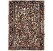 Link to 8' 3 x 10' 9 Heriz Persian Rug