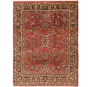Link to 9' x 11' 10 Sarough Persian Rug