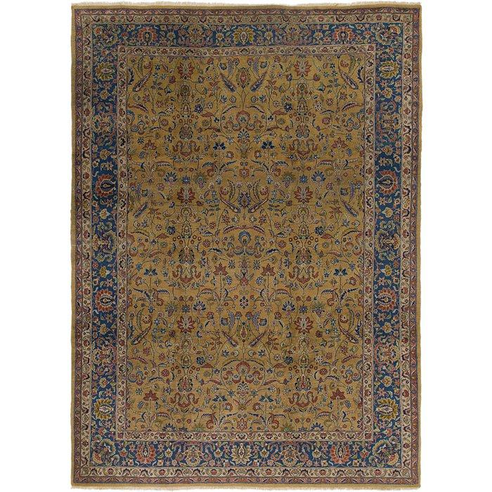 8' 8 x 11' 10 Sarough Persian Rug