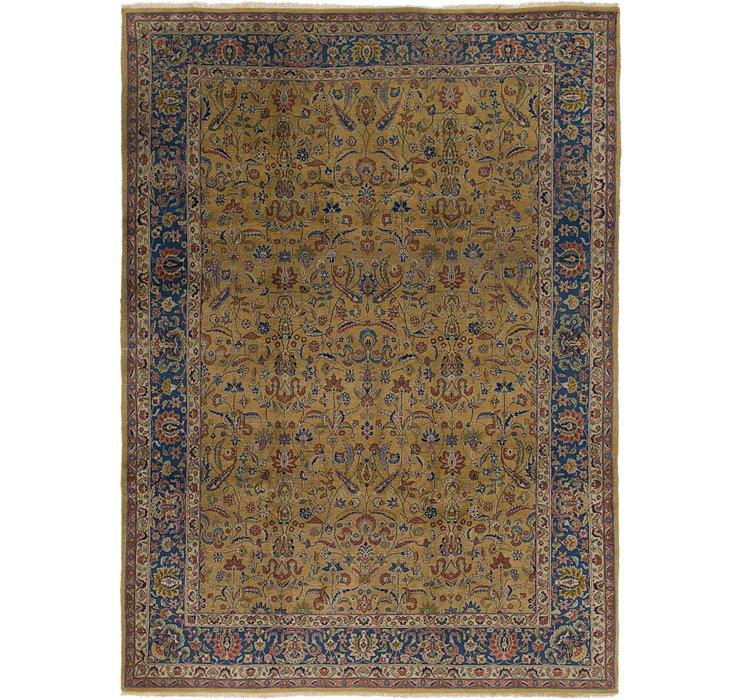 265cm x 360cm Sarough Persian Rug