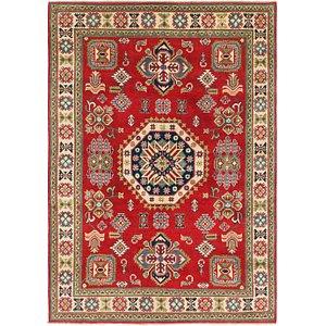 Link to 5' 7 x 8' Kazak Rug item page
