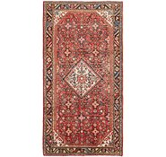 Link to 5' 5 x 10' 9 Hossainabad Persian Runner Rug