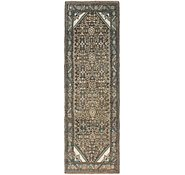 Link to 3' 7 x 11' 9 Farahan Persian Runner Rug