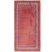 Link to 5' x 10' 5 Farahan Persian Runner Rug