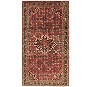 Link to 5' 2 x 9' 10 Hossainabad Persian Runner Rug