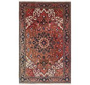Link to 6' 7 x 10' 5 Heriz Persian Rug