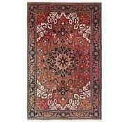 Link to 200cm x 318cm Heriz Persian Rug