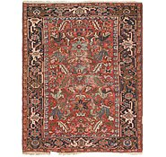 Link to 6' 2 x 8' Heriz Persian Rug