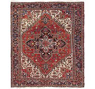Link to 8' 5 x 9' 9 Heriz Persian Rug