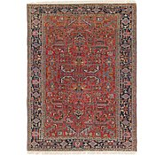 Link to 7' 5 x 10' 3 Heriz Persian Rug