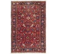 Link to 6' 3 x 9' 2 Heriz Persian Rug