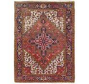Link to 6' 10 x 9' Heriz Persian Rug