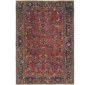 Link to 6' 8 x 9' 4 Heriz Persian Rug