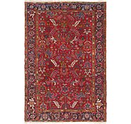 Link to 7' 3 x 10' 5 Heriz Persian Rug