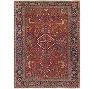 Link to 8' x 10' 7 Heriz Persian Rug