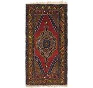 Link to 4' x 8' Anatolian Oriental Runner Rug
