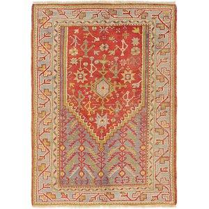 Unique Loom 4' 5 x 6' 4 Anatolian Rug