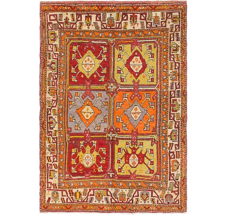 5' 6 x 7' 10 Anatolian Rug