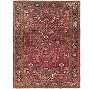 Link to 7' 6 x 9' 8 Heriz Persian Rug