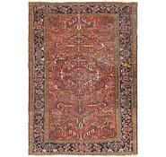 Link to 6' 3 x 8' 9 Heriz Persian Rug