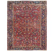 Link to 6' 9 x 8' 6 Heriz Persian Rug