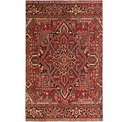 Link to 5' 4 x 8' 5 Heriz Persian Rug