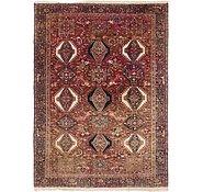 Link to 9' 3 x 12' 10 Heriz Persian Rug