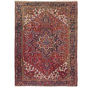 Link to 8' 9 x 11' 10 Heriz Persian Rug