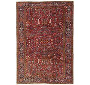 Link to 7' 9 x 10' 10 Heriz Persian Rug