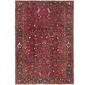 Link to 7' 6 x 10' 5 Heriz Persian Rug