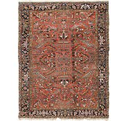 Link to 8' 3 x 10' 8 Heriz Persian Rug