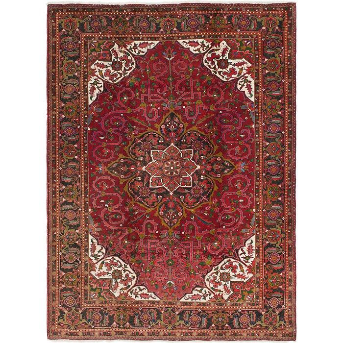 8' 2 x 11' 2 Heriz Persian Rug