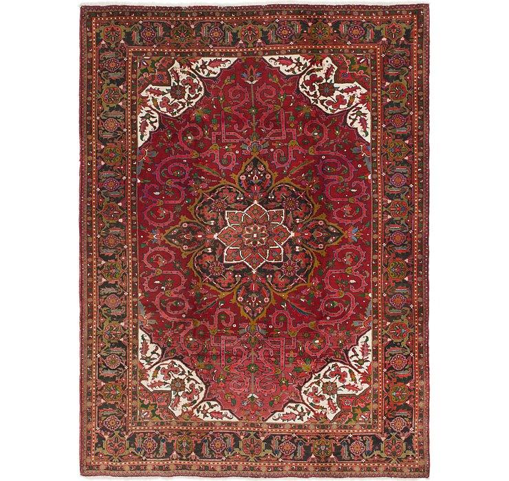 250cm x 340cm Heriz Persian Rug