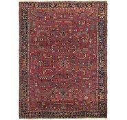 Link to 9' x 12' Heriz Persian Rug