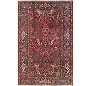 Link to 6' x 9' Heriz Persian Rug